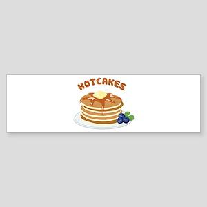 Hotcakes Bumper Sticker