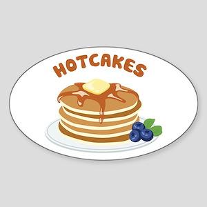 Hotcakes Sticker
