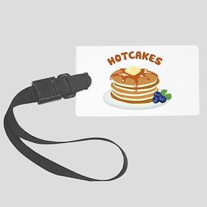 Hotcakes Luggage Tag