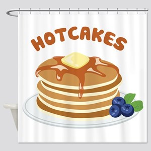 Hotcakes Shower Curtain