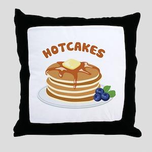 Hotcakes Throw Pillow