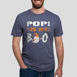 Popi Is My Boo Happy Halloween T-Shirt