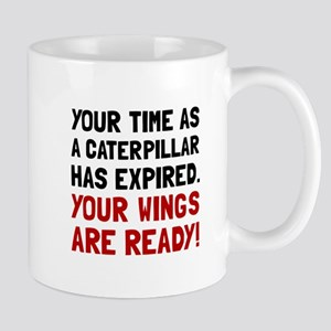 Wings Ready Mugs