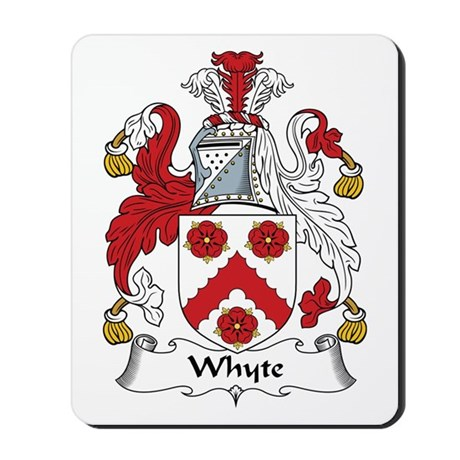 Whyte Mousepad