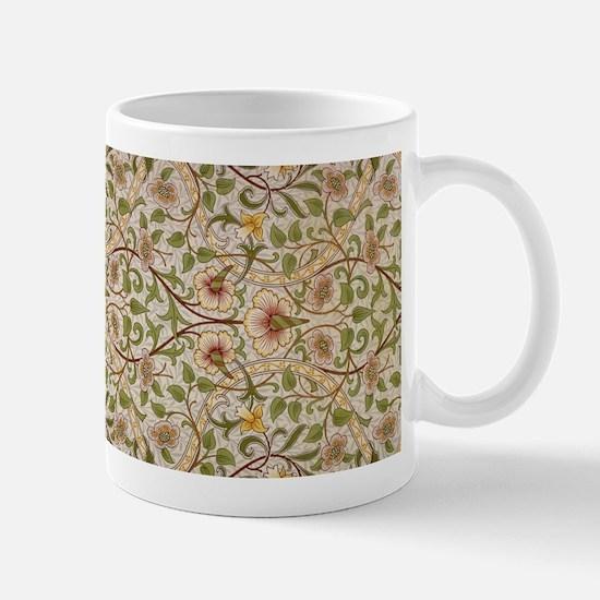 William Morris Daffodil Mugs