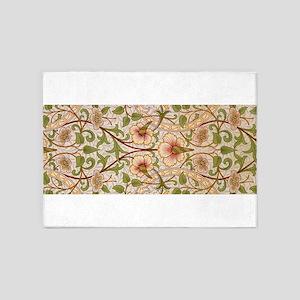 William Morris Daffodil 5'x7'Area Rug