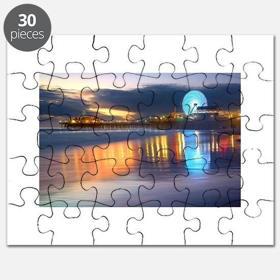 SANTA MONICA PIER Puzzle