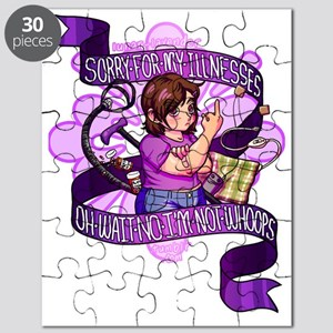 Not Sorry Puzzle