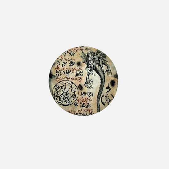 Spawn of Cthulhu Mini Button