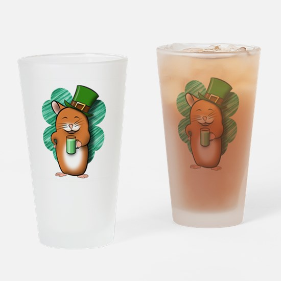 SaintPat006.png Drinking Glass