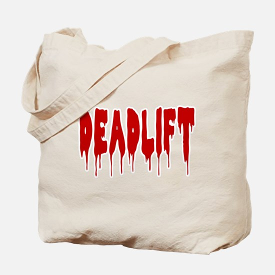 Deadlift Tote Bag