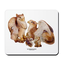 Astral Griffin Family Mousepad