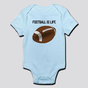 Football Is Life Body Suit