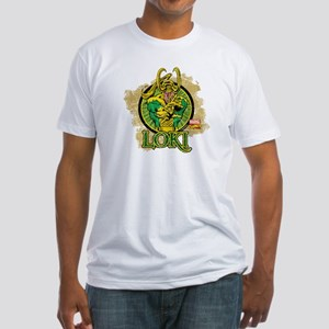 Loki 1 Fitted T-Shirt