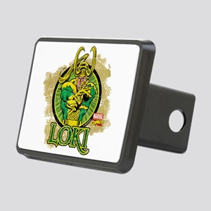 Loki 1 Rectangular Hitch Cover