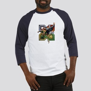 Thor VS Loki Baseball Jersey