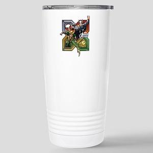 Thor VS Loki Stainless Steel Travel Mug
