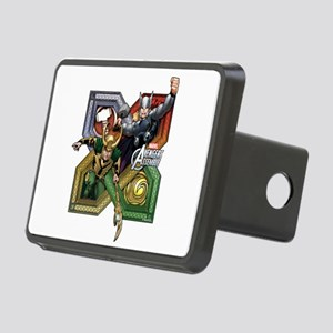 Thor VS Loki Rectangular Hitch Cover