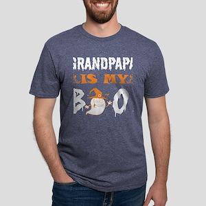 Grandpapa Is My Boo Happy Halloween T-Shirt