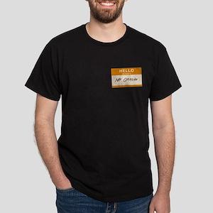 Reservoir Dogs Mr. Orange Dark T-Shirt