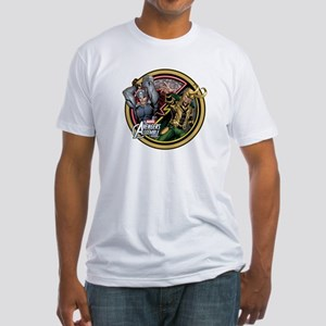 Thor VS Loki 2 Fitted T-Shirt