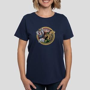 Thor VS Loki 2 Women's Dark T-Shirt