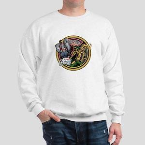 Thor VS Loki 2 Sweatshirt