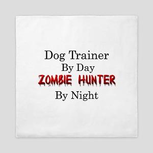 Dog Trainer/Zombie Hunter Queen Duvet