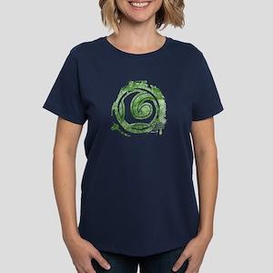Loki Grunge Icon Women's Dark T-Shirt