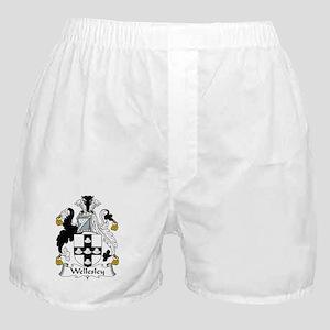 Wellesley Boxer Shorts