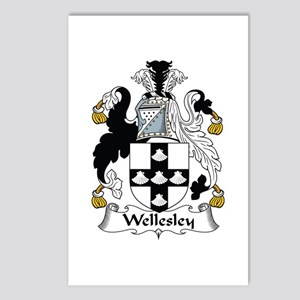 Wellesley Postcards (Package of 8)