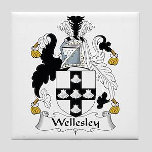 Wellesley Tile Coaster
