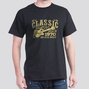 Classic Since 1970 Dark T-Shirt