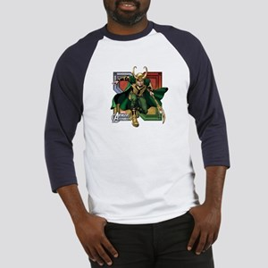 Loki 2 Baseball Jersey