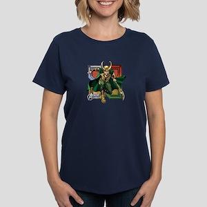 Loki 2 Women's Dark T-Shirt