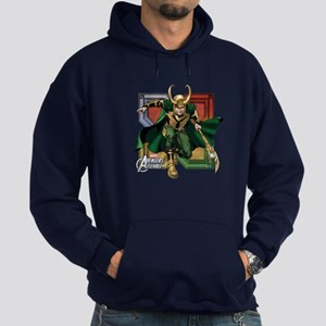 Loki 2 Hoodie (dark)