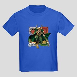 Loki 2 Kids Dark T-Shirt