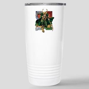 Loki 2 Stainless Steel Travel Mug