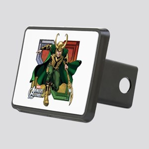 Loki 2 Rectangular Hitch Cover