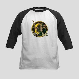 Loki 3 Kids Baseball Jersey