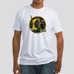 Loki 3 Fitted T-Shirt