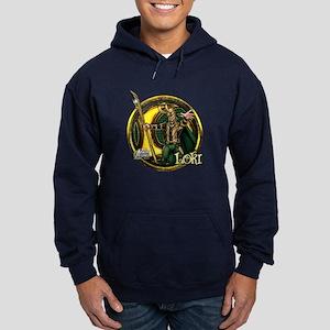 Loki 3 Hoodie (dark)