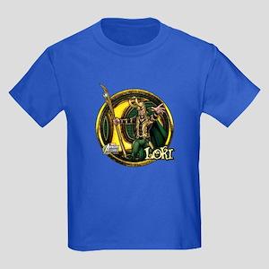 Loki 3 Kids Dark T-Shirt