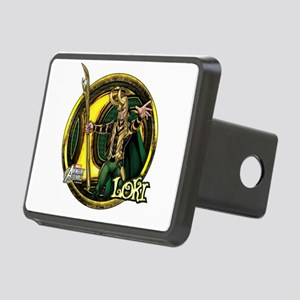 Loki 3 Rectangular Hitch Cover