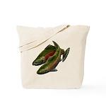 Save Our Salmon Tote Bag