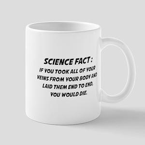 Science Fact Mug