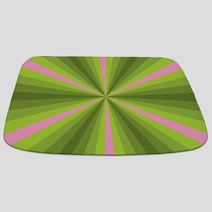 Spring Illusion Bathmat
