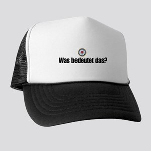What does this mean? Trucker Hat