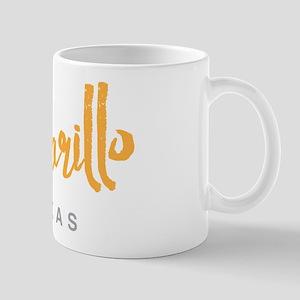 Amarillo Texas - Mug
