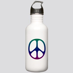 Pastel Rainbow Water Bottle
